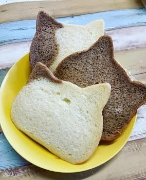 ねこちゃんパン ミルリーヴ 新潟・加茂市