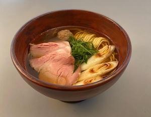 鴨だし中華そば かも新 新潟市中央区