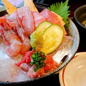 寿司 藤五郎 激安の海鮮ちらしランチ 新潟市中央区米山